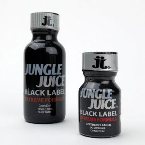 Arôme Jungle Juice Black Label - Poppers