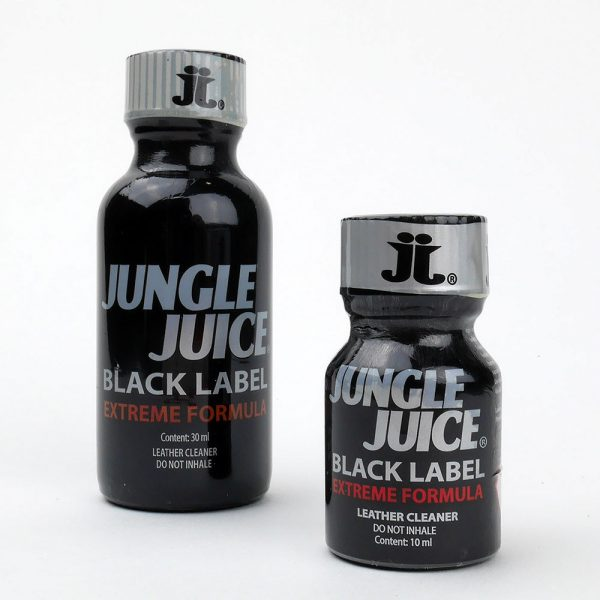 Arôme Jungle Juice Black Label - Poppers