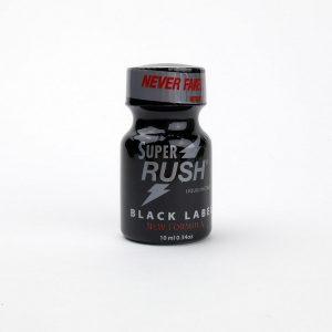 Arôme super rush black label - Poppers
