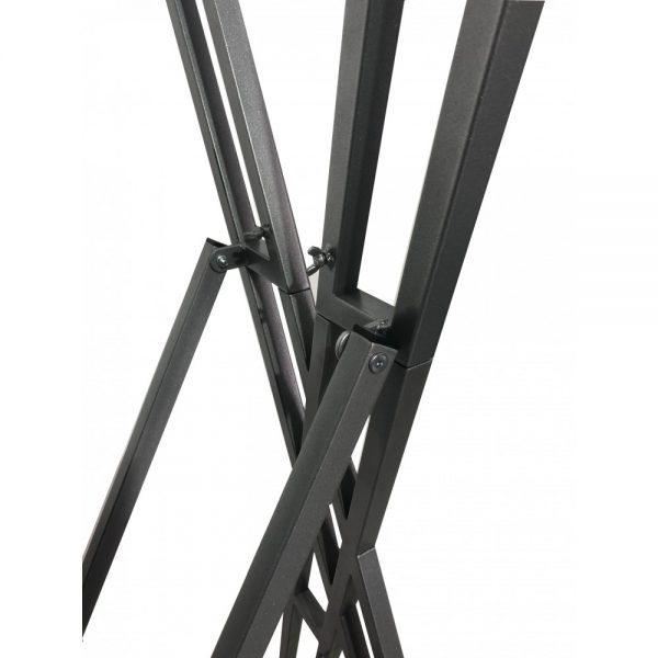 Playroom - Croix de Saint André en métal - Réglage