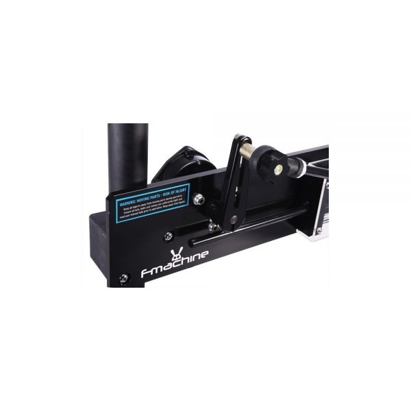 Playroom - F-Machine Pro - Détails moteur