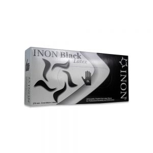 Safe-sex - Gants Inon Black Latex