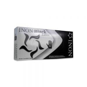 Safe-sex - Gants Inon Black Latex