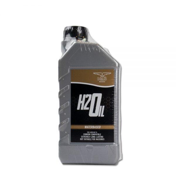 Lubrifiant - A base d'eau - H2Oil MisterB