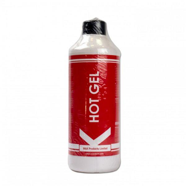 Lubrifiant - A base d'eau - K Lube Hot Gel