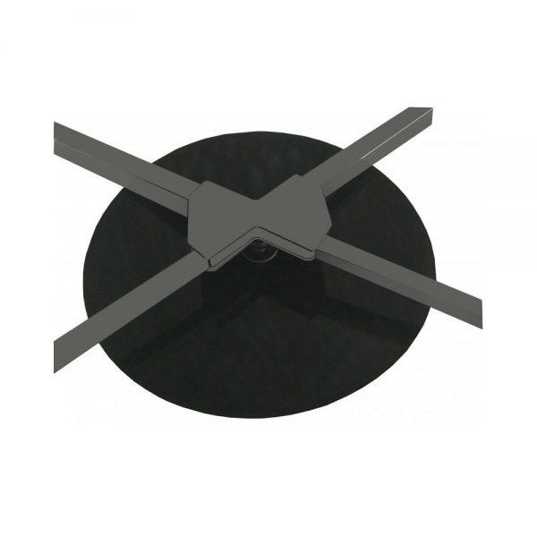 Playroom - Miroir pour support de sling métal - Accroché, vu du dessus