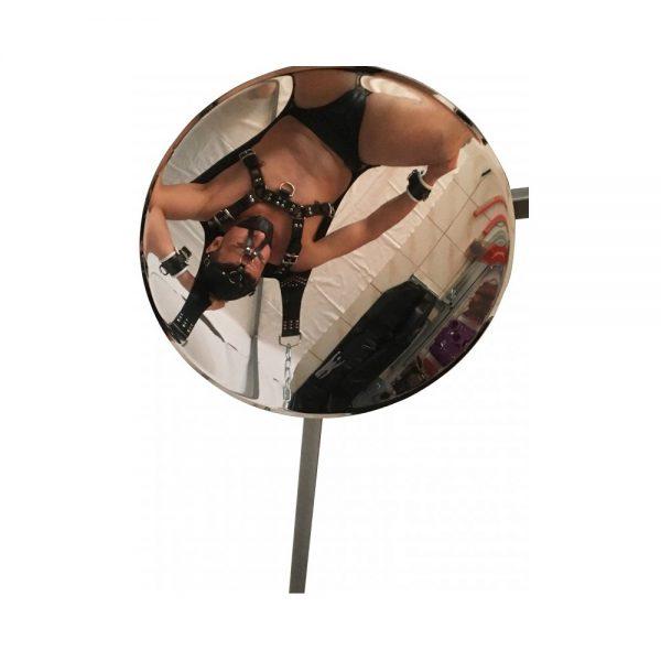 Playroom - Miroir pour support de sling métal - Accroché, vu du dessous