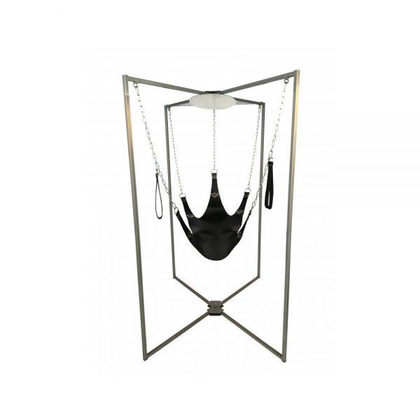 Playroom - Miroir pour support de sling métal - Accroché, vue d'ensemble