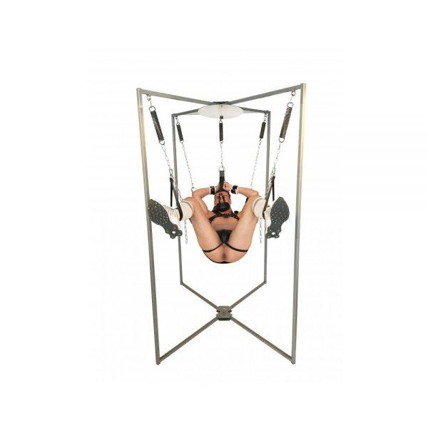 Playroom - Ressort géant pour structure sling portative en situation