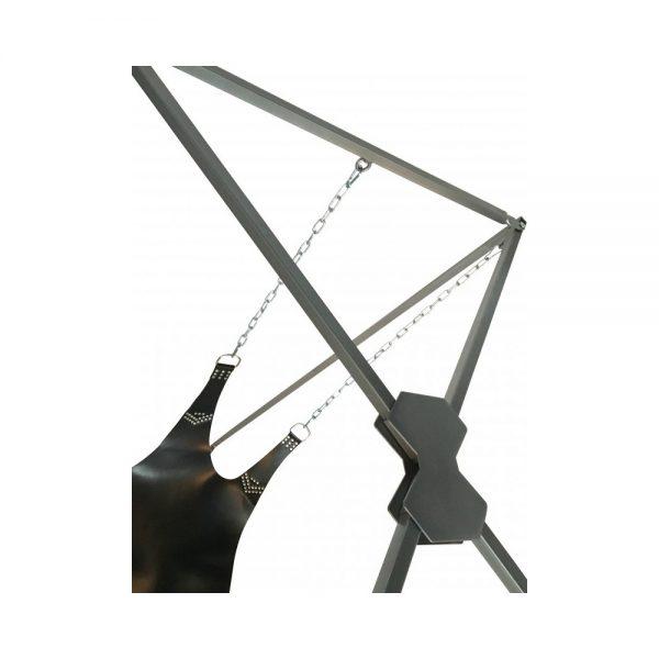 Playroom - Support de sling métal - Détails sur les points d'accroche
