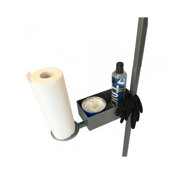 Playroom - Tablette pour notre support de sling métal - Accrochée