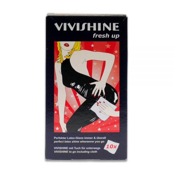 Entretien du latex - Vivishine Fresh Up