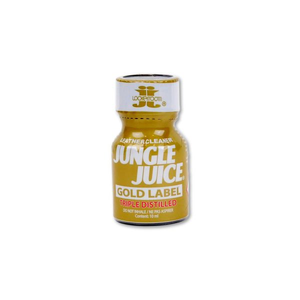 Consommables - Arômes - Jungle Juice Gold Label - Poppers
