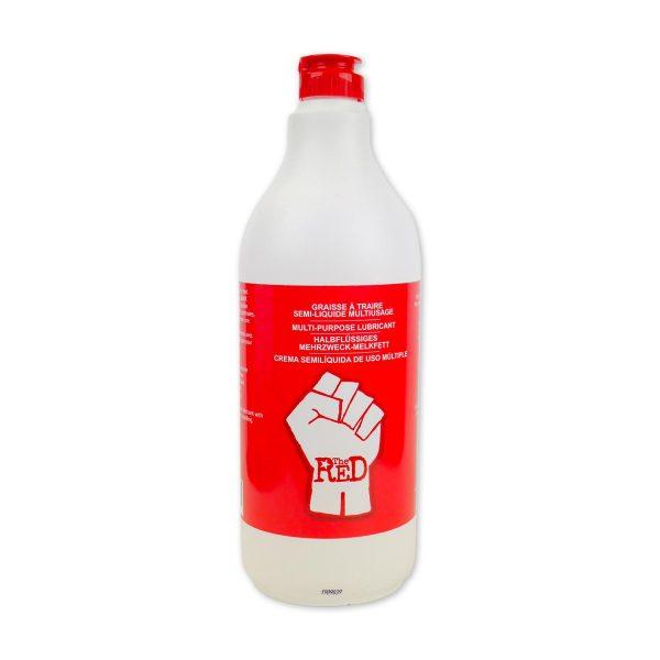 Consommables - Lubrifiants - Graisses - Graisse à traire The Red