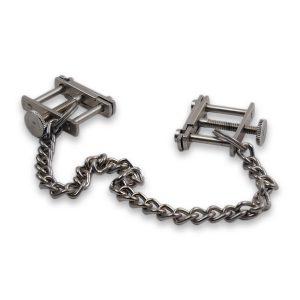 bdsm - tits - presses à seins métal