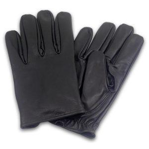 cuir - gants de police en cuir