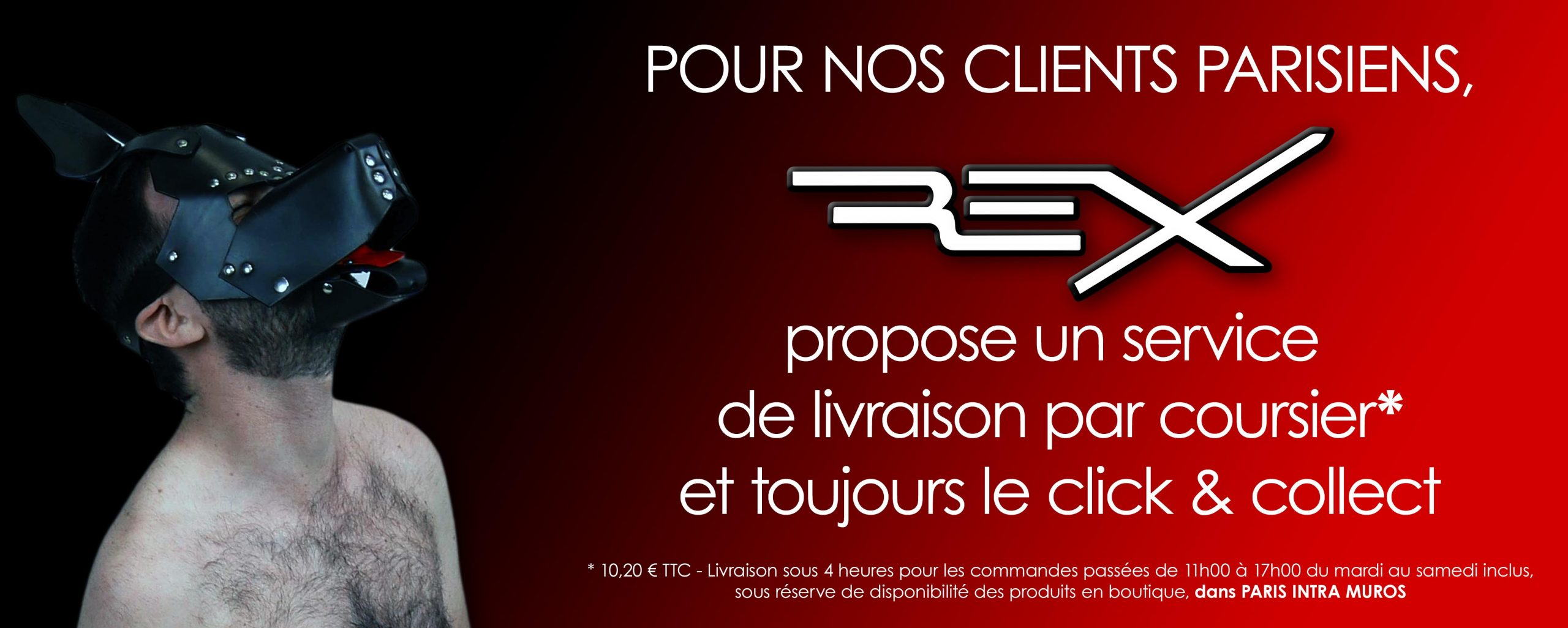 COVID 19 : nous livrons dans Paris